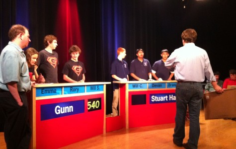Stuart Hall Guns for Gunn Academy