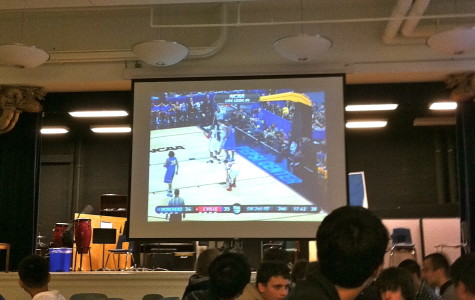 March Madness in the Columbus Room