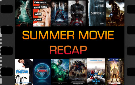 Summer Movie Recap