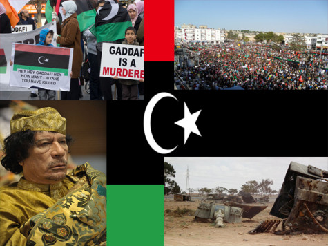 The Libyan Civil War