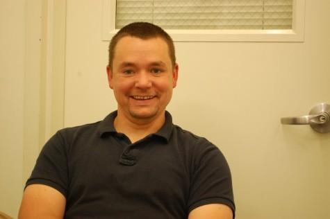 Community Spotlight: Mr. Helms