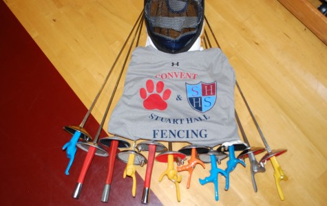 Convent and Stuart Hall fencing look poised to make another run this year!