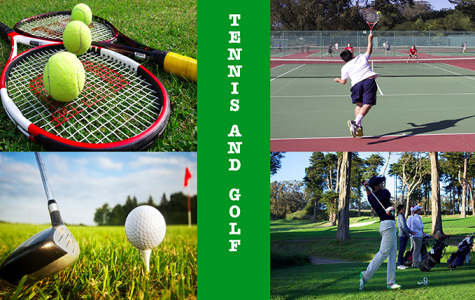 Tennis looks to improve on previous mediocre seasons, while golf looks to continue its' dominance.