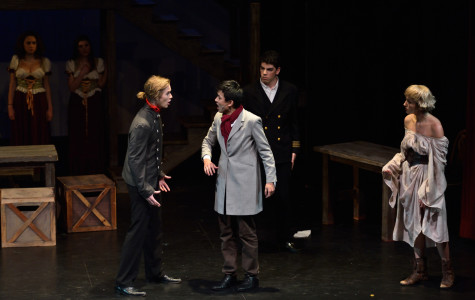 <i> Les Miserables </i> shocked all who attended the show, over the past weekend, as both the singing and acting earned the cast and crew the title of one of the best in the school's history.
