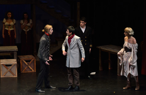 Fall play curtain raises on Thursday night