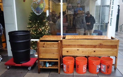 50-gallon drum helps Hall with drought