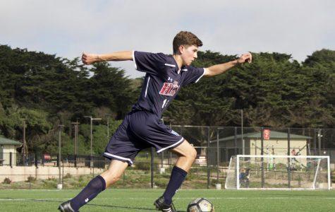 Soccer off to best start in school history