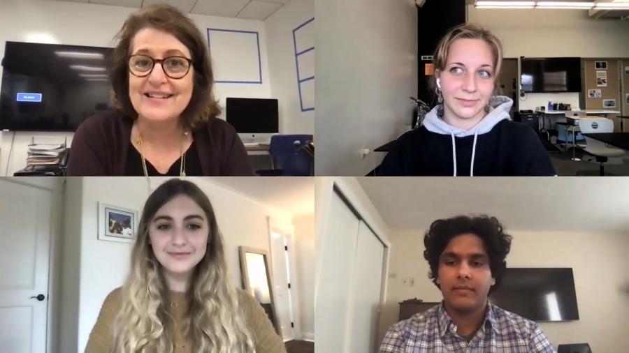 Video: Newspaper editors discuss press freedom