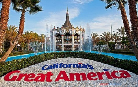 Entrance to California's Great America | Great America