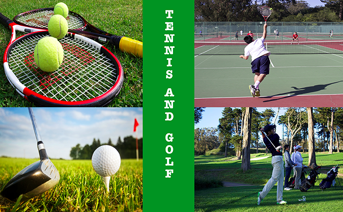 Tennis looks to improve on previous mediocre seasons, while golf looks to continue its dominance.