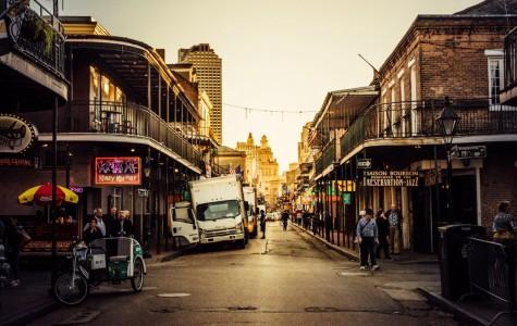 Students Volunteer in New Orleans
