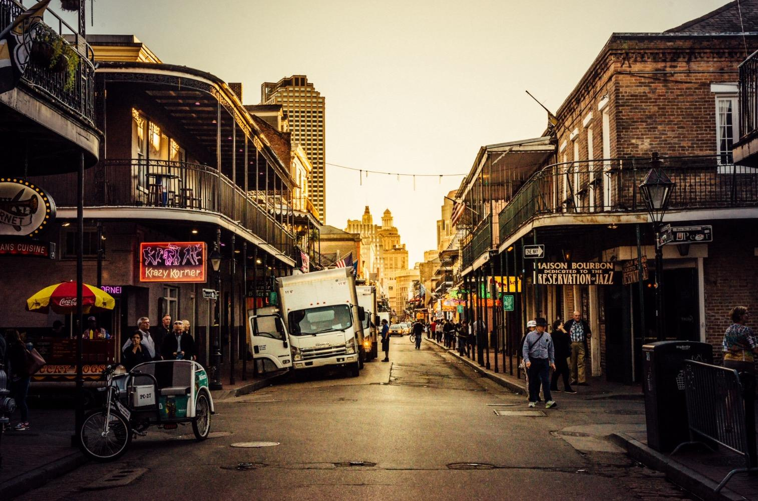 Stuart Hall and Convent students spent a week in New Orleans, attempting to make these streets a better place.